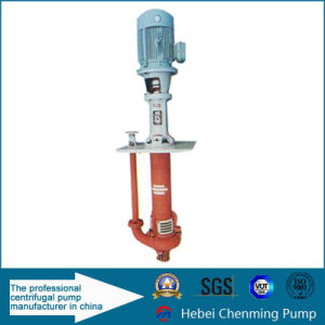 2016 Good Quality Vertical Centrifugal Heavy Duty Slurry Pump Specification