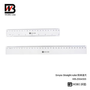 20 30cm Office Plastic Office Stationery Ruler Set