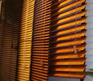 Wooden Window Curtains -Wooden Venetian Blind pictures & photos