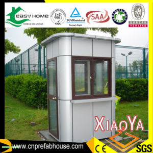 Modern Sentry Box with Single Room (Guard House) pictures & photos
