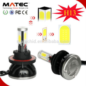 40W 4000lm 6000k H4 9004 9007 H13 Harley LED Headlight pictures & photos