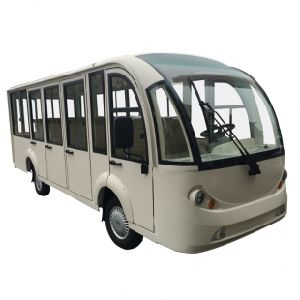 14 Seater Bus, Electric, Aluminum Hard Door pictures & photos