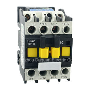 Hot Sale China 3 Pole LC1d Magnetic AC Contactor (LC1-D18)