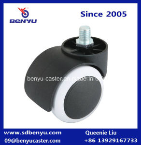 Black Stem Caster Wheel for Recliner pictures & photos