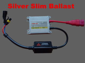 Best Sale AC 55W HID Xenon Silver Slim Ballast pictures & photos