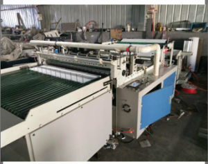 Automatic Loading Kraft Cardboard Paper Roll to Sheet Cutting Machine (DC-HQ) pictures & photos