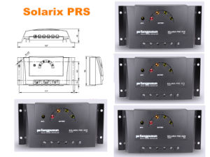 10A 15A 20A 30A PWM Solar Panel Charge Controllers for Street Light PV System pictures & photos
