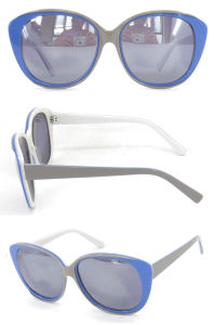 Hand Made Wood & Acetate Wholesale Fashionable Sunglasses pictures & photos