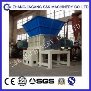 Plastic Shredder/HDPE Pipe Shredder/Single Shaft Shredder/ Double Shaft Shredder/ Plastic Shredder Machine/Big Plastic Block and Lump Shredder pictures & photos