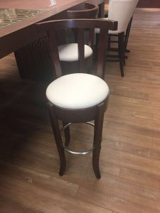 Bar Chair/Hotel Bar Area Furniture/Bar Table and Bar Stool/Restaurant Furniture (GLBSD-001) pictures & photos