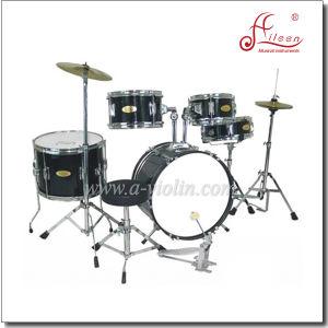 5-Piece Junior Drum Set/Children Drum Set with Drum Stick pictures & photos