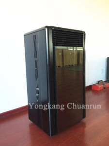 Biomass Wood Fireplace Pellet Stove (CR-02) pictures & photos
