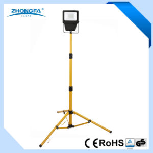 Eco-Friendly 20W LED Floodlight with Tripod pictures & photos
