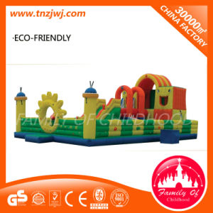 Kid Inflatable Slide Jumping Bounce Castle pictures & photos