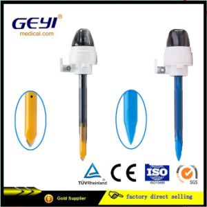 Geyi CE Certificate Disposable Surgical Trocare Medical Laparoscopic Trocar pictures & photos