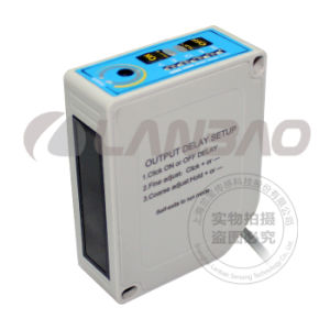 Rectangular Background Suppression Photoelectric Sensors (PTB DC5)