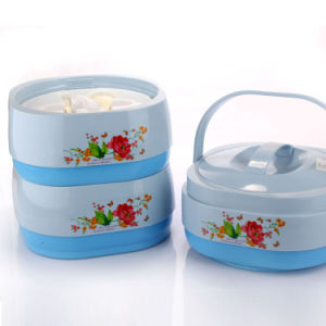 High Quality Food Container/Lunch Box 4.5 L pictures & photos