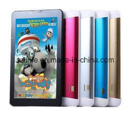 Dual Core 7inch 3G Calling Tablet PC Mtk6572