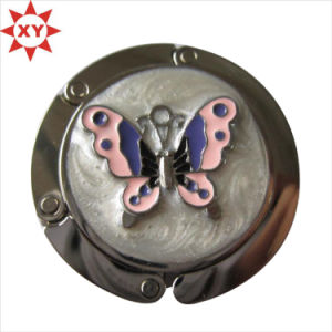 Butterfly Purse Hook on Table for Gifts (XYmxl100603) pictures & photos