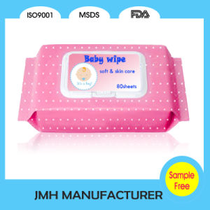 OEM Disposable Baby Wipe Factory Make (BW002) pictures & photos