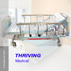 Three Function Electric Hospital Bed (THR-EB362) pictures & photos