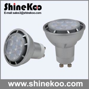 SMD Epistar Aluminium GU10 MR16 7W Downlight LED Spotlight pictures & photos