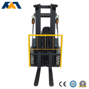 CE Certification New Designed 4ton Diesel Forklift Truck with Japanese Engine pictures & photos
