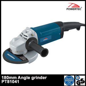 Powertec 2200W 180mm Electric Angle Grinder (PT81041) pictures & photos