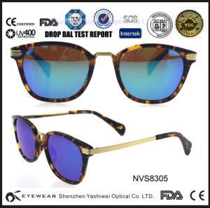 Designer High Quality Round Polarized Sunglasses for Men