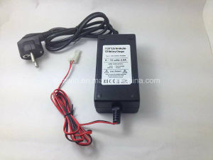 7.2V-12V 2A Smart NiMH NiCd Battery Charger pictures & photos