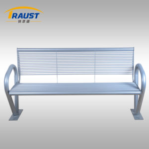Latest Technology Decorative Metal Benches pictures & photos