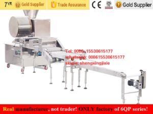 Best Selling Crepes Machine/ Crepe Making Machine/ Thin Crepe Skin Machine/ Crepe Machinery/ Flat Pancake Machine (maunfacturer) pictures & photos