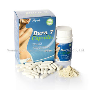 Fat Burner Burn 7 Slimming Pills Weight Loss Capsules pictures & photos