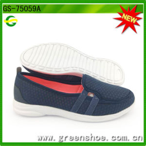New Design Zapatos De Mujer From China Factory-GS-75059 pictures & photos