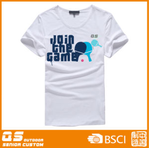 Men′s Running Sports Game Fashion T-Shirt pictures & photos