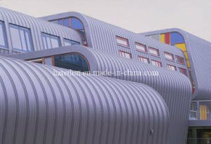 Aluminium Standing Seam Roofing Panel pictures & photos