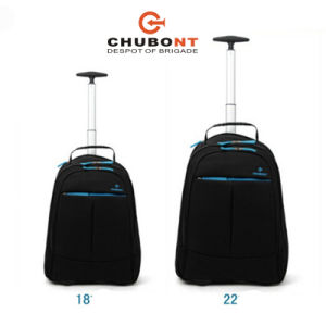 Chubont High Qualilty School Trolley Backpack pictures & photos
