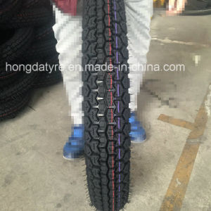 Asian Top Quality Rubber Tyre Motorcycle Tire/Tyre 3.25-18 pictures & photos