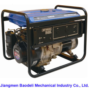 YAMAHA Engine 5.5kw New Type Generator pictures & photos
