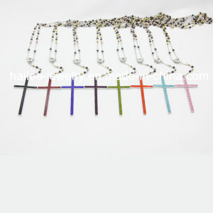 Top Quality 316L Stainless Steel Cross Necklace pictures & photos