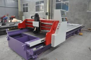 Hi Speed CNC V Grooving Machine