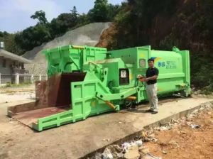 Automatic Garbage Compactor pictures & photos