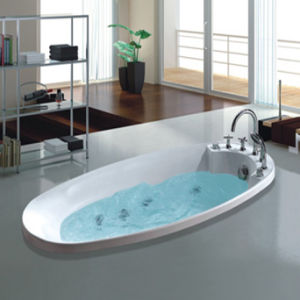 Bathroom Furniture Massage Whirlpool SPA Hot Tub (NJ-6009) pictures & photos