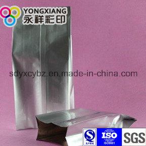 Side Gusset Aluminum Foil Packaging Green Tea Bag pictures & photos