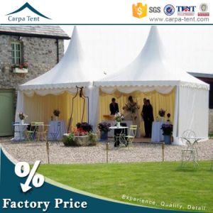 10% Discount Sale Easy to Assemble 3X3m Gazebos Pagoda Tent for Outdoor Event by Carpa pictures & photos