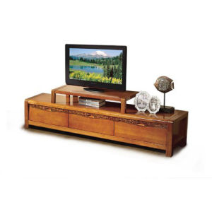 Chinese Antique Three Drawer Reclaimed Wood TV Stand Furniture pictures & photos