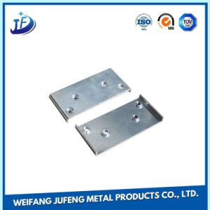 OEM Steel/Aluminum Plate/Sheet Metal Fabrication Parts with Machining pictures & photos