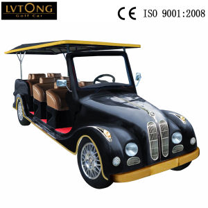 8 Person Electric Classic Car for Resort pictures & photos