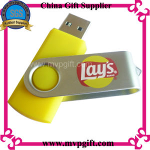 3.0 Twist USB Flash Drive for Promotion Gifts (m-ub11) pictures & photos