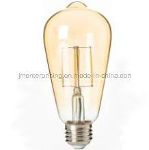St64 LED Filament Bulb Light pictures & photos